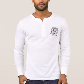 White Long sleeve Samoan Hammerhead Shirts