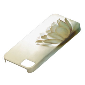 White Lotus Case For The iPhone 5