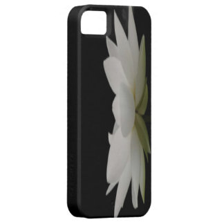 White Lotus iPhone 5 Case