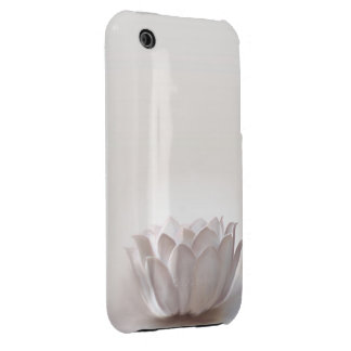 White Lotus IPhone 3 Cover