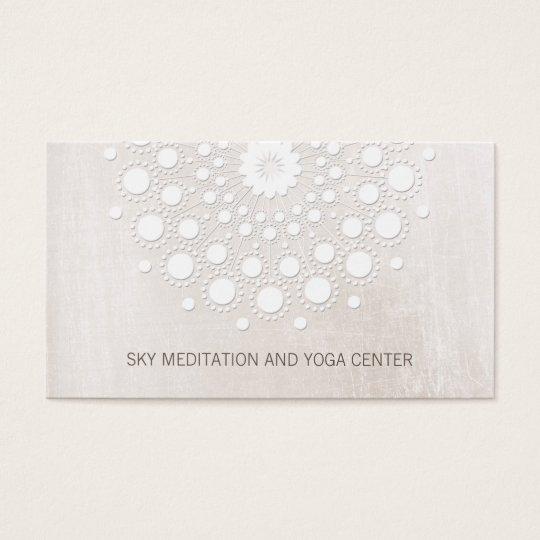 White Lotus Mandala Yoga and Meditation Instructor Business