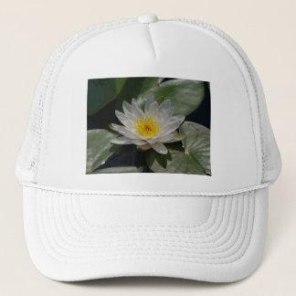 White Lotus Waterlily Hat