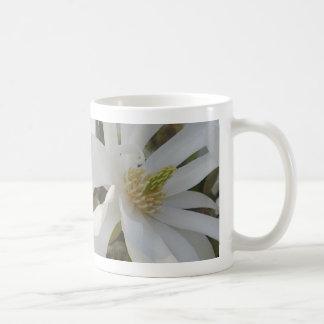 White Magnolia Mug