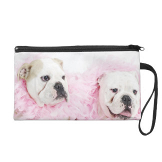 White male and female wristlet
