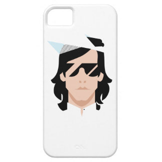 white man iPhone 5 cover