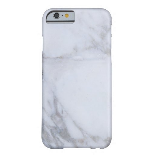 White Marble iPhone 6 Case