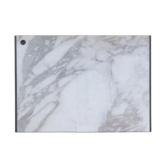 White Marble Cover For iPad Mini