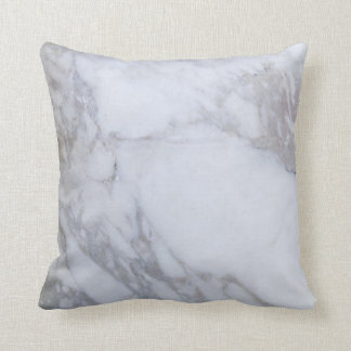 White Marble Cushion