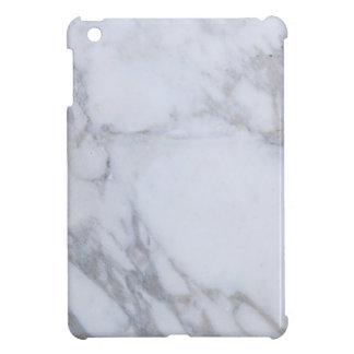White Marble Case For The iPad Mini