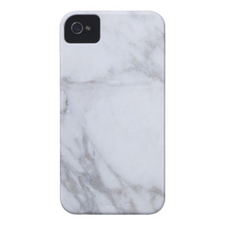 White Marble iPhone 4 Case-Mate Case