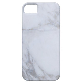 White Marble iPhone 5 Cover