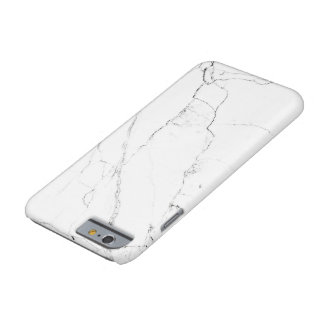 """white marble"" iPhone 6 case"