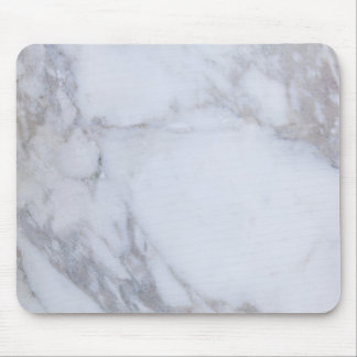 White Marble Mouse Mat