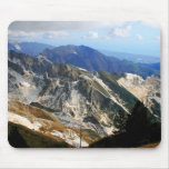 White Marble Quarries, Carrara - Italy Mouse Pads