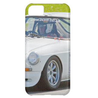 White MG race car iPhone 5C Case