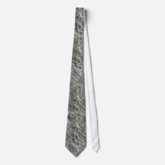 White Moss on Driftwood Tie
