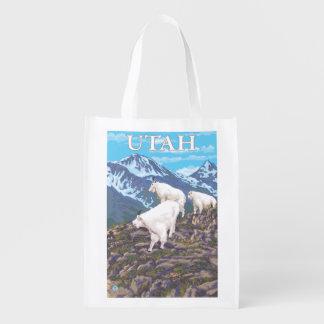 White Mountain Goat FamilyUtah