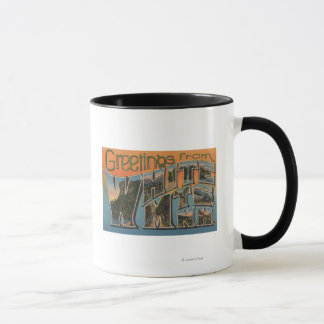 White Mountains, New Hampshire Mug