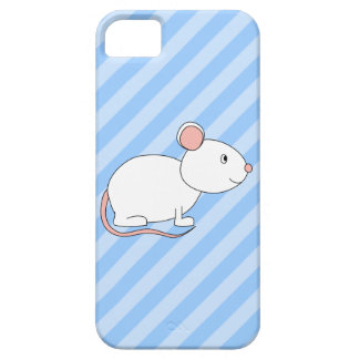 White Mouse. iPhone 5 Cover