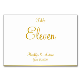 White Nautical Wedding Place Cards Table Cards