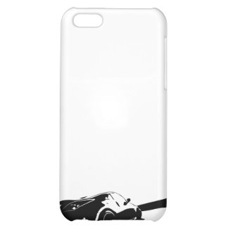 White Nissan 350z iPhone 5C Cover