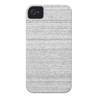 White Noise. Black and White Snowy Grain. Case-Mate iPhone 4 Cases