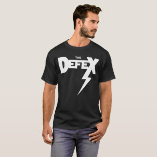 White on Dark plain logo T-Shirt