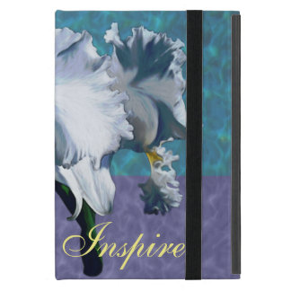 White Orchid Cases For iPad Mini