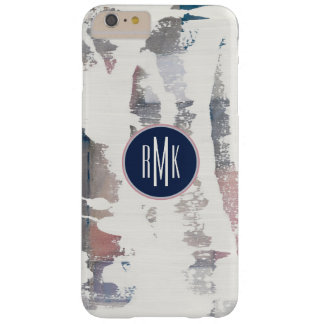 White Out Crop Barely There iPhone 6 Plus Case