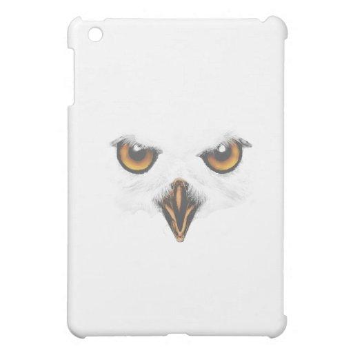 White Owl iPad Case