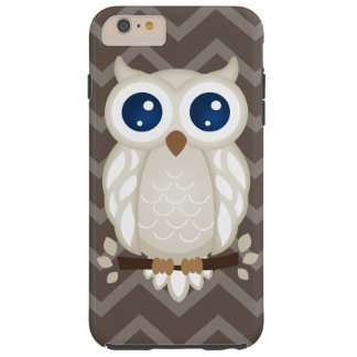 White Owl Tough iPhone 6 Plus Case