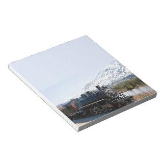 White Pass Train Notepad