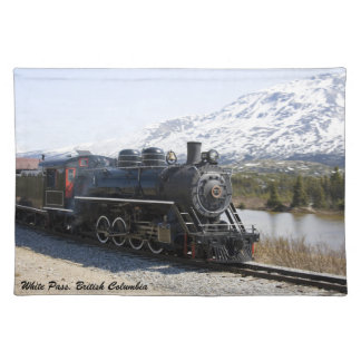 White Pass Train Placemat