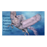 White Pegasus Business Card Business Card