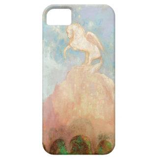 White Pegasus, c.1908 (oil on canvas) iPhone 5 Case