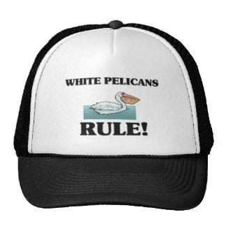 WHITE PELICANS Rule! Hat