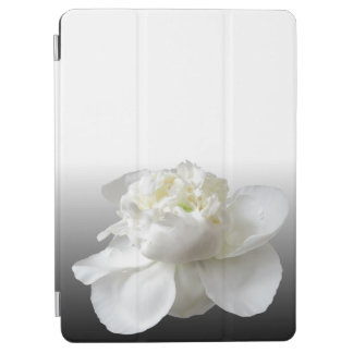 white peony iPad air cover