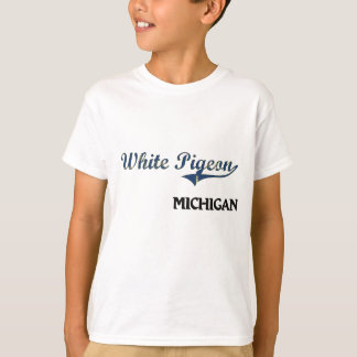 White Pigeon Michigan City Classic T-Shirt