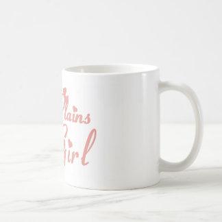 White Plains Girl tee shirts Coffee Mugs