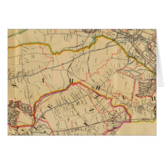 White Plains, Harrison, Rye, New York Card