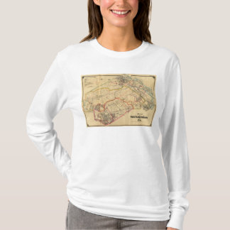 White Plains, Harrison, Rye, New York T-Shirt