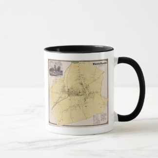 White Plains, NY Mug