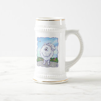 White Pomeranian Gifts Accessories Coffee Mug