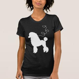 White Poodle Skirt Shirt