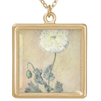 White Poppy, 1883 (oil on canvas) Necklaces