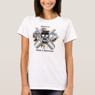 white possibility baby doll T-Shirt