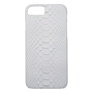 White Python iPhone 8/7 Case