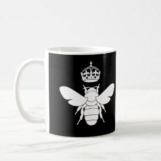 White Queen Bee Logo...Are You A Queen Bee? Mug