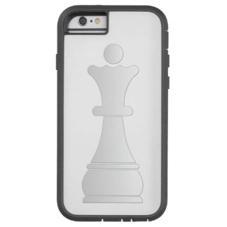 White queen chess piece tough xtreme iPhone 6 case