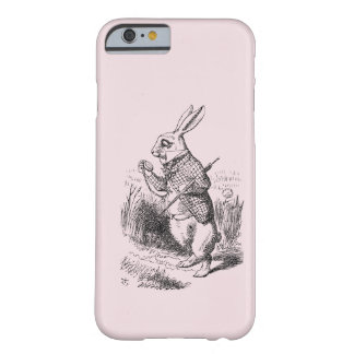 White Rabbit_Alice in Wonderland iPhone 6 case